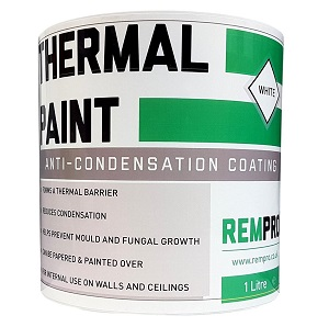 rempro thermal anti condensation paint