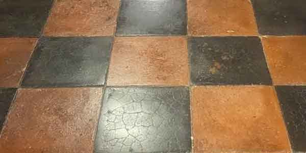 how to damp proof a quarry tile floor